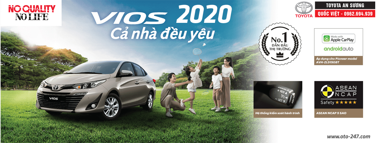 toyota vios cover face thang 1-2020
